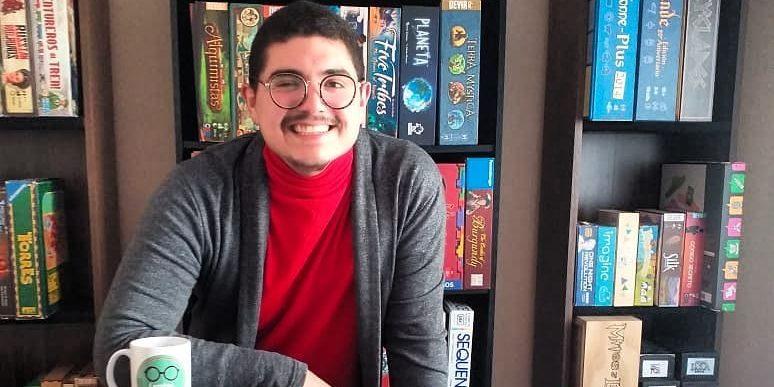 Marco Aguilar Lentes de mesa